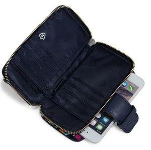 Vera Bradley New Wallet Wristlet RFID Phone pocket